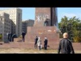 Lenin Lives In Kharkov!