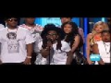 Lil Wayne Shot At, At The BET Awards 2014 With Young Money