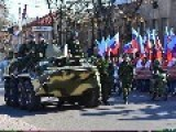 Luhansk. The Russian Army Did Not Invade Ukraine