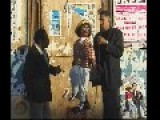 Leroy The Living Doll Performing Comedy On The Streets Of New York