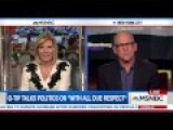 Long Awkward Pause Takes Over MSNBC