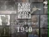 London Blitz Begins 1940