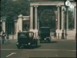 London 1927 - Amazing Colour Film