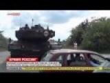 Leopard Tanks Now Enter Ukraine For Battle