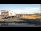 Lol - Motorcycle Crash Near POLICE Car Failed To Inhibit One Speed