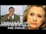 Louis Farrakhan Destroys Hillary
