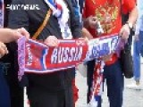 "Lille Is ""calmer Than Expected"" For Russia-Slovakia Match"