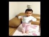 Little Kid Show Amazing Skill In Balancing Pot On Head