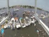 Lost Quadcopter GoPro Crash
