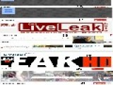 LiveLeak Is Growing By LiveLeaps And Bounds!