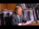 Lindsey Graham Asks Secretary Of Defense Who Will Win A War With Iran