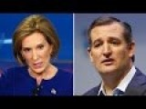 Live - Ted Cruz Announces Carly Fiorina As His VP Pick