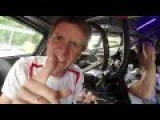 Lucas Ordonez And Alex Buncombe On The Public Roads In A GT3 Nismo GT-R