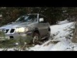 Lada Niva VS Nissan Terrano Light Off Road