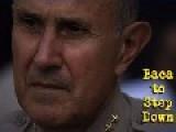 Los Angeles Sheriff Lee Baca Steps Down!