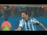 Lionel Messi Hilarious Crying After Argentina Wins