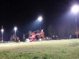 Life Flight Take Off From Local Park Ontario, California