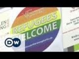 LGBT Camp Opens In Germany For Gay Refugees