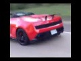 Lamborghini Racing A Chop Top Minivan With Built In Stripper Pole