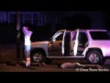 LAPD Police Take Down At Gunpoint For A Burnout