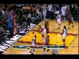 Lebron Decks 250 Pound Paul Millsap With An Evil Slam