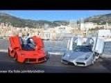 LaFerrari + Ferrari Enzo + GoPro + Hills