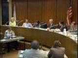 Local Government Board Meeting Running Smoothly