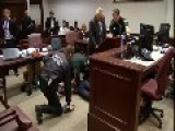Lawyer Faints While Questioning