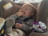 Little Boy Repeats Bad Word