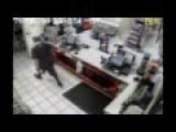 Liquor Store Armed Robbery Plus Audio