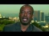 Levar Burton + CNN Play Hate The Whitey And Police Racism Card