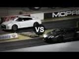Lamborghini Aventador Vs Nissan GTR, Camaro, Mustang