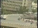 Live Firing In A Gang War In Karachi Pakistan