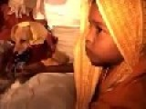 Little Hindu Girl Forced To Marry Dog