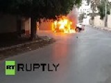Libya: EXCLUSIVE - Gunmen Attack Russian Embassy In Tripoli
