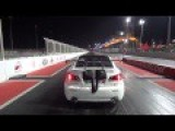 Lexus ISF Twin Turbo ULTRA Liftoff Crash