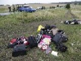 Looters Stole Cash, Credit Cards, And Jewelry From Flight MH17 Crash Victims