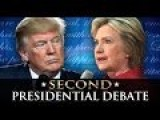 Live - Second Presidential Debate