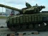 Loading T-64BW Onto An-124 Ruslan