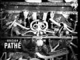 Locks, Bolt And Bars 1937