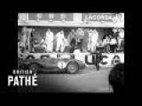 Le Mans 24hr Race Disaster 1955