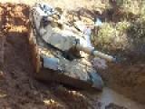 M1 Abrams Stuck In Mud