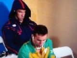 Michael Phelps Team USA GAME FACE- 2016 OLYMPICS RIO