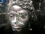 Michael Jackson Robotic Head At Auction
