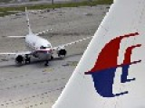 Malaysian Airlines MAS B777-200 Missing With 227 Passengers