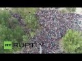 Mass Invasion In Europe