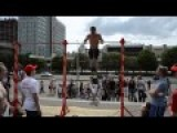 Muscle Ups +24 Kg