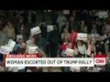 Muslim Woman Gets Kicked Out Of Donald Trump Rally For Being