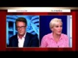 Mika Brzezinski's Amazing Emotional Takedown Of Mike Huckabee Over His Nazi 'oven' Comment