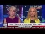 Megyn Kelly Tears Kellyanne Conway To Bits Over Trump's History Of Misogyny